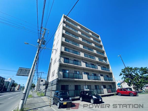 小樽市稲穂5丁目0賃貸マンション外観写真