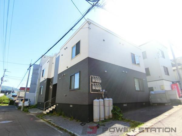 小樽市緑1丁目0賃貸アパート