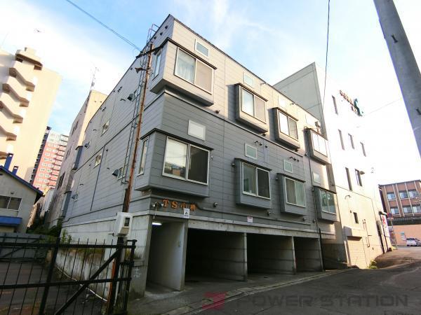 小樽市稲穂3丁目1賃貸アパート外観写真