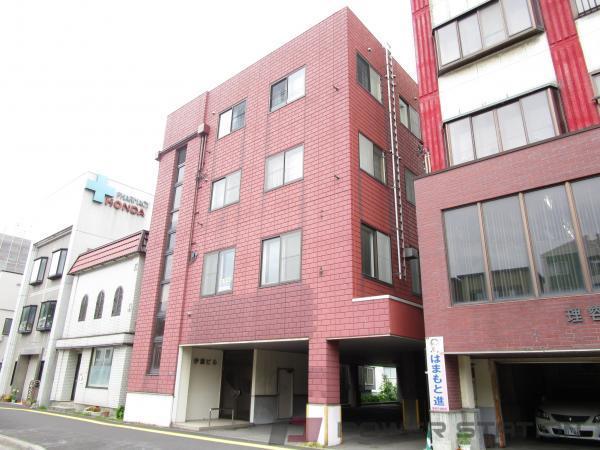 小樽市稲穂3丁目0賃貸マンション外観写真
