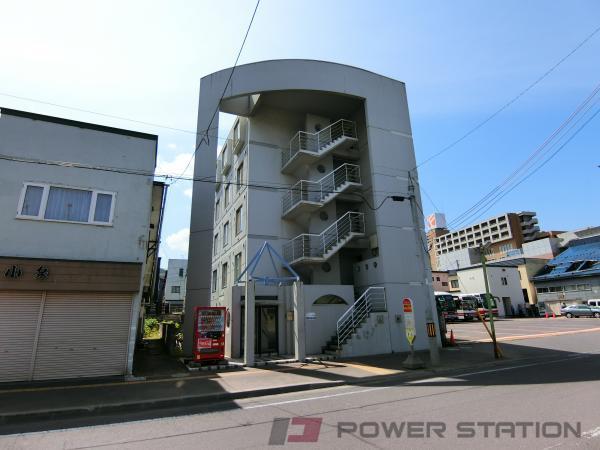 小樽市稲穂4丁目0賃貸マンション外観写真