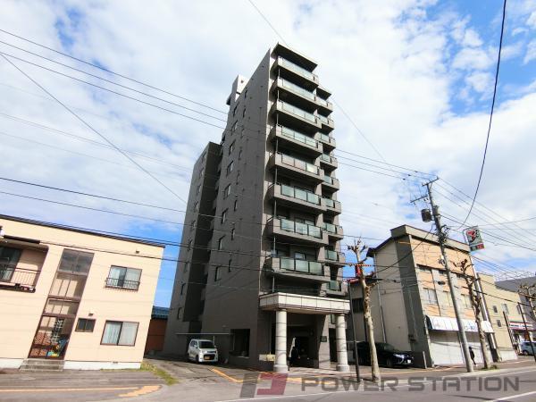 小樽市稲穂3丁目0分譲リースマンション