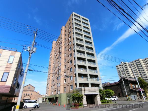 小樽市色内2丁目1分譲リースマンション
