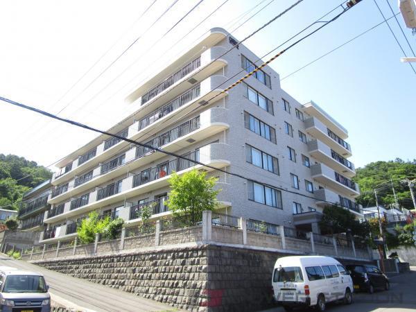小樽市富岡1丁目0分譲リースマンション