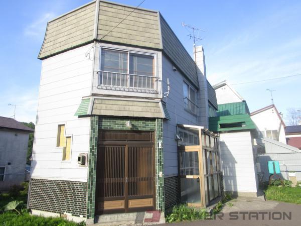 小樽市最上2丁目1一戸建貸家外観写真