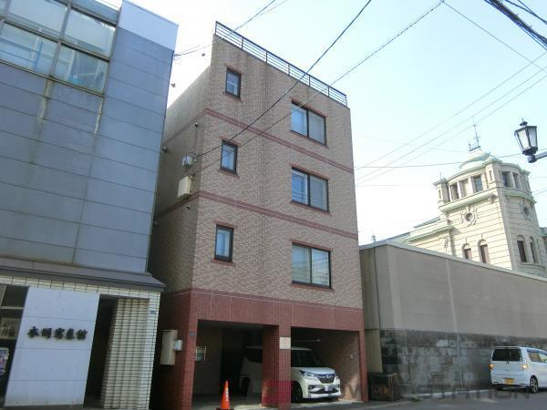 小樽市色内1丁目0賃貸マンション