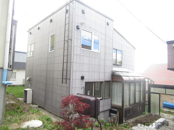 小樽市新光4丁目1一戸建貸家外観写真