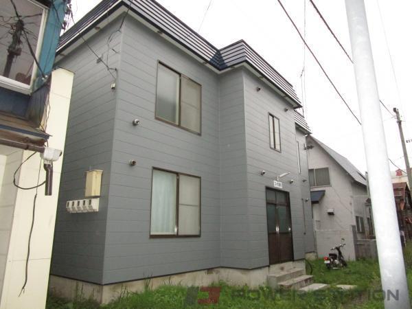 小樽市堺町0賃貸アパート