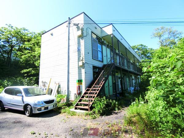小樽市緑3丁目0賃貸アパート外観写真