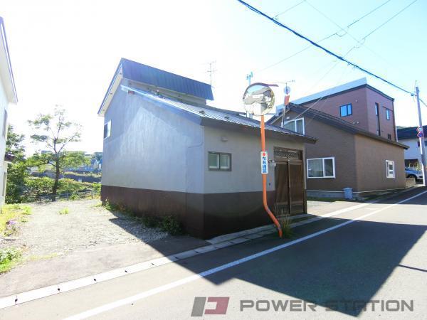 小樽市稲穂5丁目0一戸建貸家外観写真