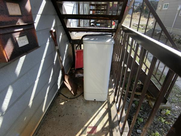 川上アパート:小樽市