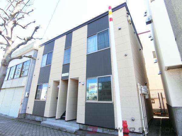 小樽市新築アパート