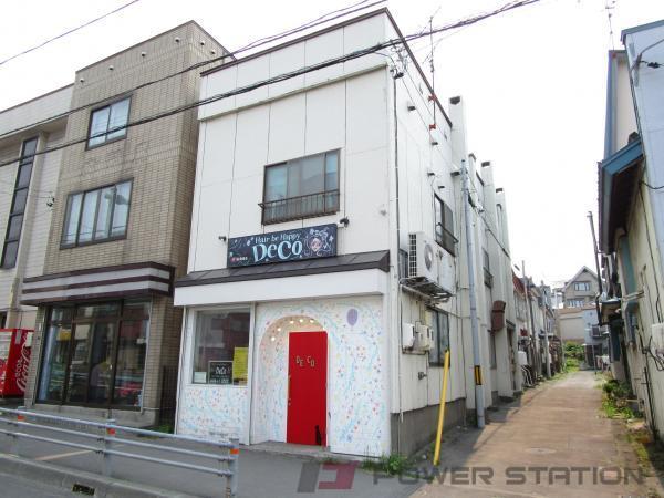 小樽市入船2丁目0賃貸アパート外観写真