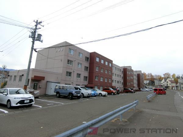 小樽市桜1丁目0分譲リースマンション外観写真