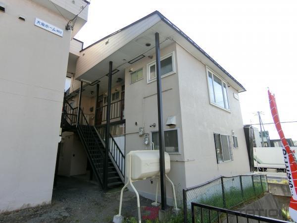 小樽市新光3丁目0賃貸アパート