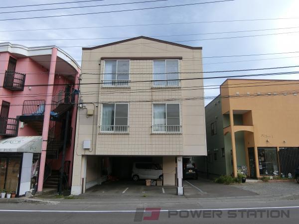 小樽市桜2丁目0賃貸マンション