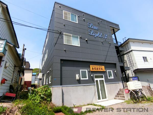 小樽市緑1丁目0賃貸マンション