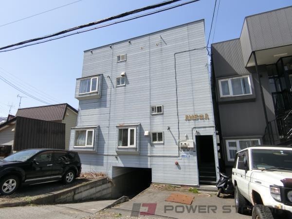 小樽市桜2丁目1賃貸アパート外観写真