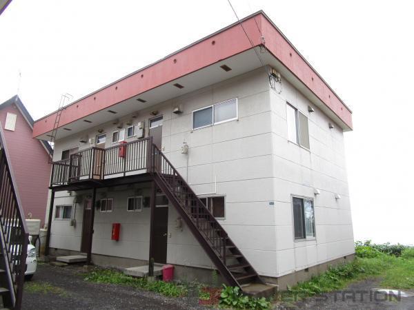 小樽市朝里3丁目0賃貸アパート