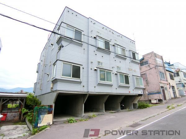小樽市緑1丁目1賃貸アパート