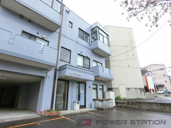 小樽市緑1丁目0賃貸マンション外観写真