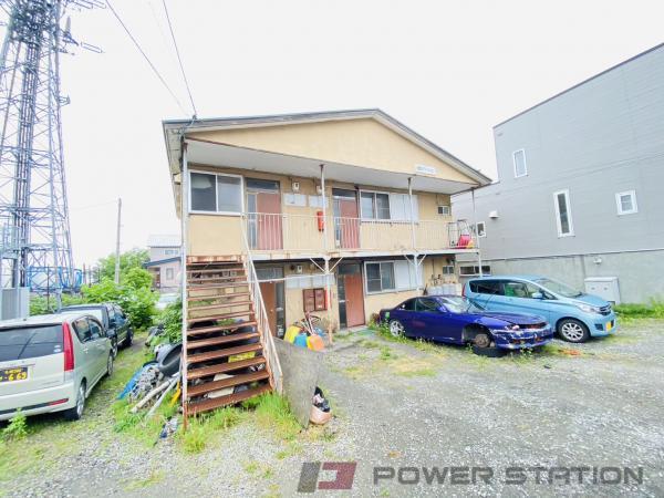 小樽市新光4丁目1賃貸アパート