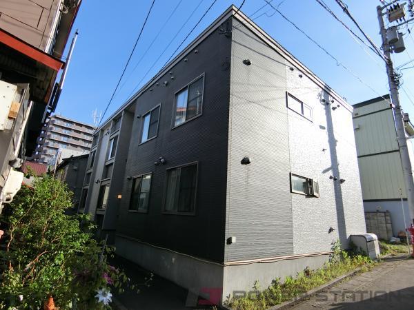小樽市稲穂4丁目0賃貸アパート