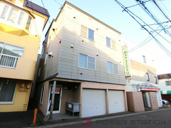小樽市花園3丁目0賃貸アパート