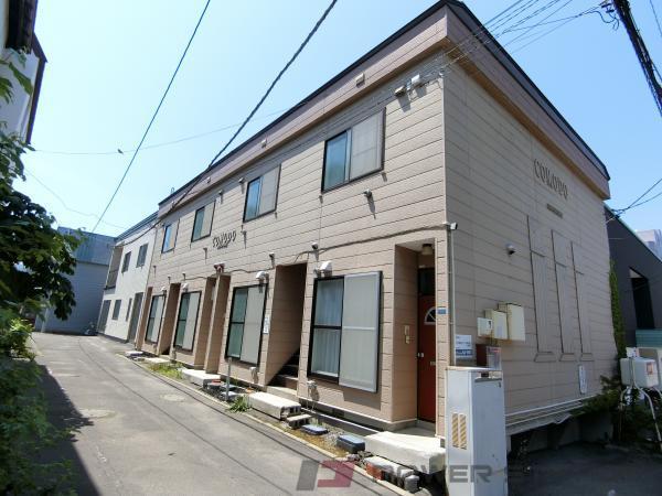 小樽市山田町0賃貸アパート