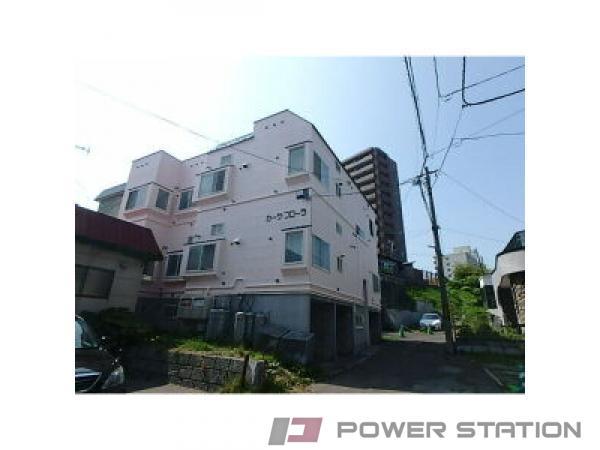 小樽市花園3丁目1賃貸アパート