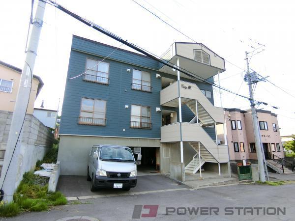 小樽市桜1丁目0賃貸アパート