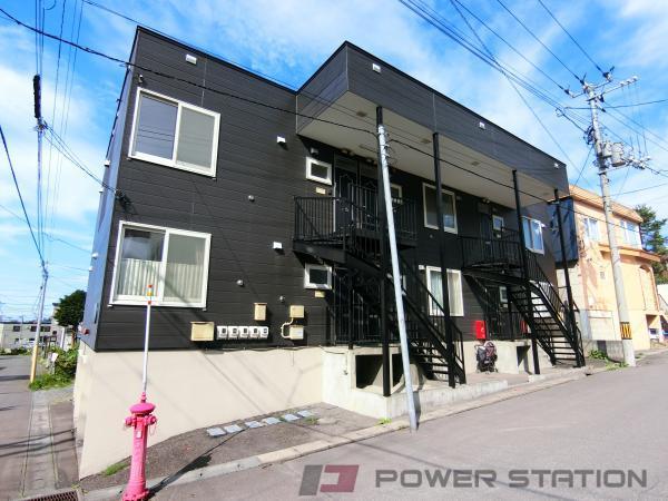 小樽市桜2丁目1賃貸アパート