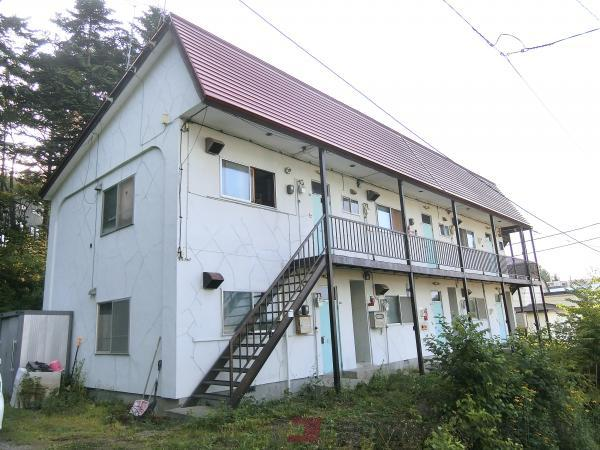 アパート・コンフォーティア小樽