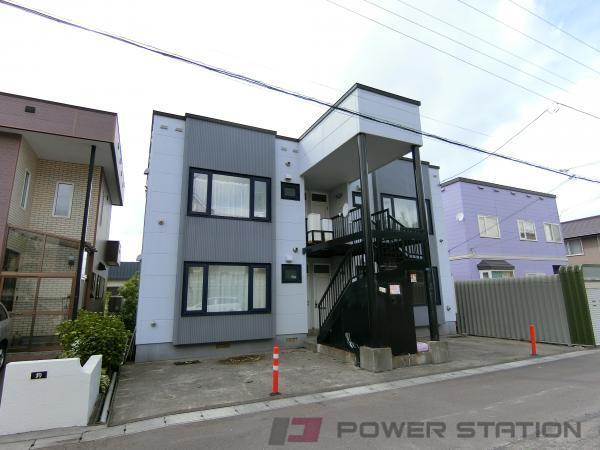 小樽市桜3丁目0賃貸アパート