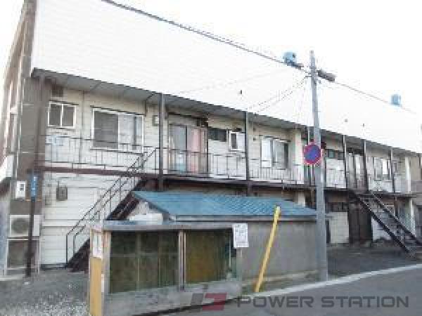小樽市新光1丁目0賃貸アパート外観写真