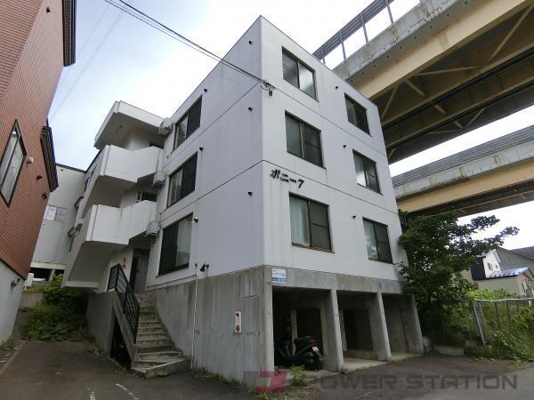 小樽市桜2丁目0賃貸マンション外観写真