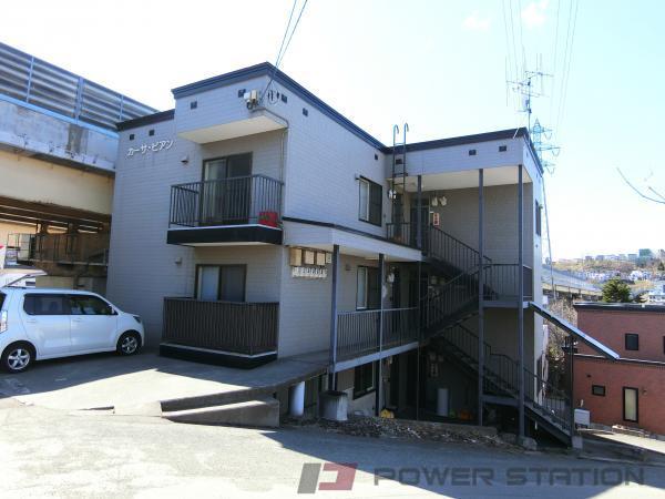 小樽市桜2丁目0賃貸アパート外観写真