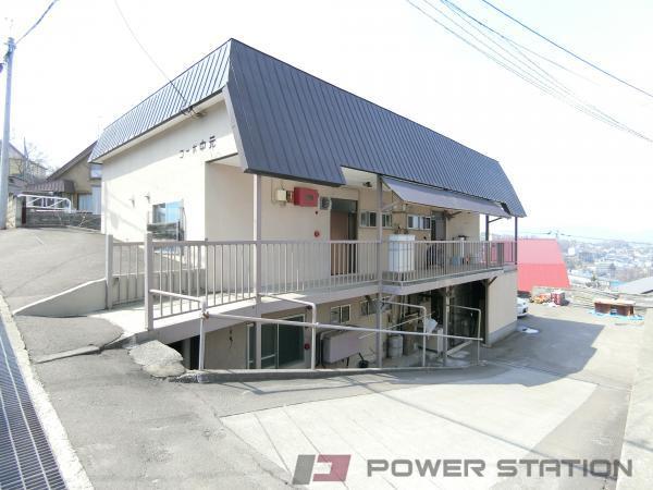小樽市桜5丁目0賃貸アパート外観写真