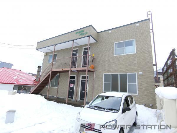 小樽市緑1丁目0賃貸アパート外観写真