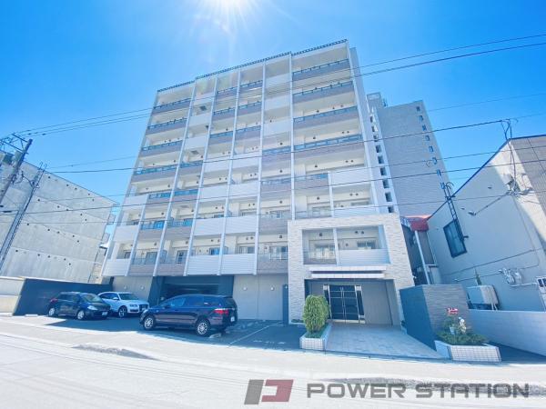 小樽市稲穂1丁目1賃貸マンション外観写真