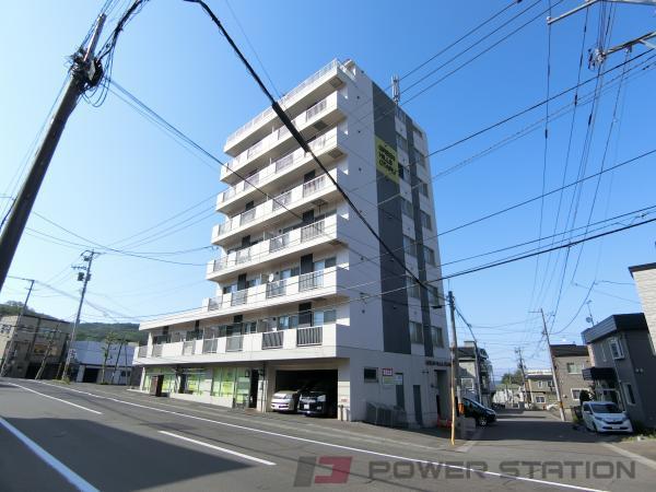小樽市緑2丁目1賃貸マンション外観写真