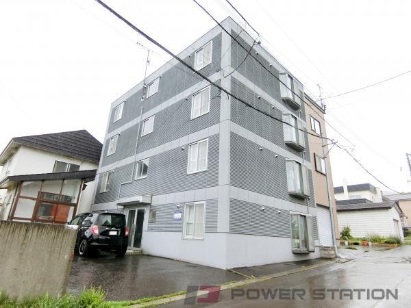 小樽市銭函1丁目0賃貸マンション外観写真