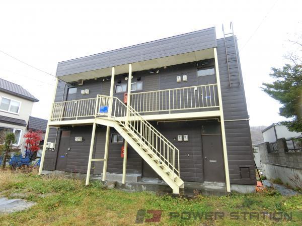 小樽市桂岡町1賃貸アパート
