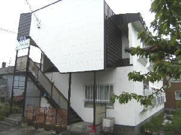 小樽市桂岡町0賃貸アパート外観写真