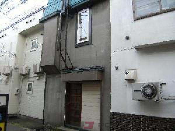 小樽市花園1丁目0一戸建貸家外観写真
