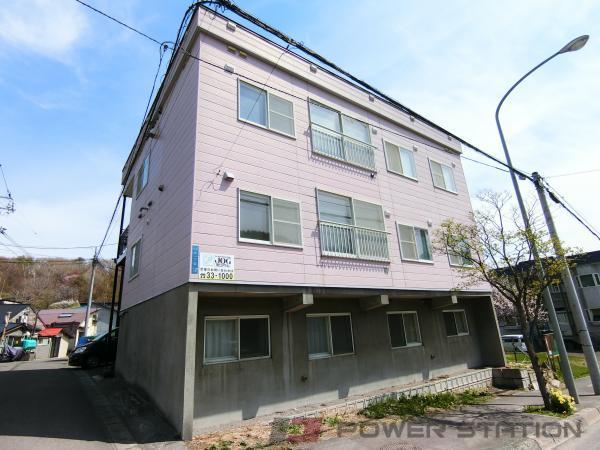 小樽市赤岩1丁目1賃貸アパート外観写真