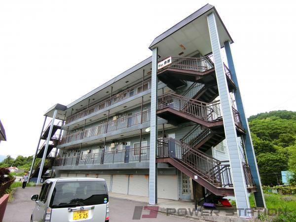 小樽市赤岩1丁目0賃貸マンション外観写真