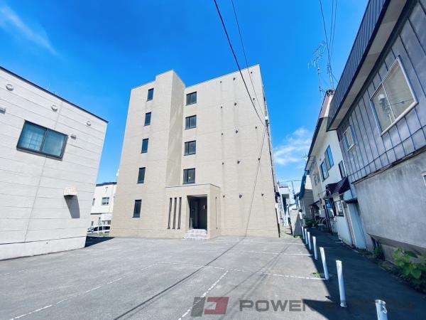 小樽市稲穂3丁目0賃貸マンション