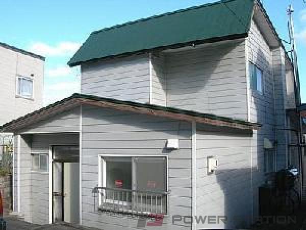 小樽市桜5丁目1一戸建貸家外観写真