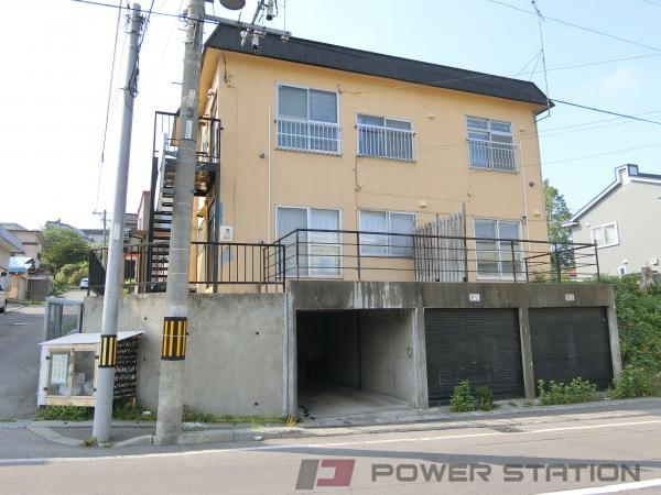 小樽市奥沢3丁目1賃貸アパート外観写真